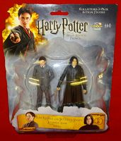 Harry Potter and the Half-Blood Prince: Tom Riddle & Severus Snape - Action Figure 2-Pack
